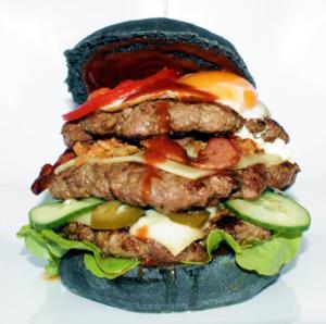Black Buffalo | Burger | 3-fach Rindfleisch | Vilsbiburg