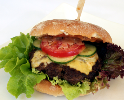 Cheeseburger | Restaurant | Burger | Vilsbiburg