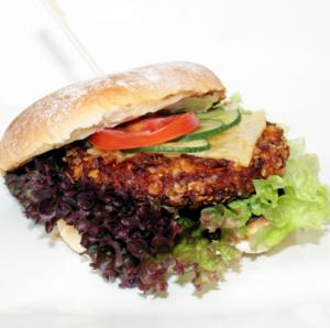 Chrispy Chicken Burger | Restaurant | Essen gehen